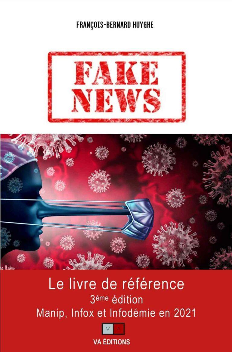 Fake news : Manip, Infox et Infodémie en 2021