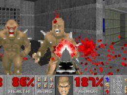 capture d'écran doom