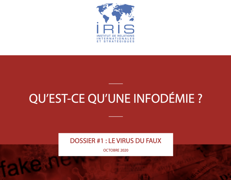 dossier iris infodemie